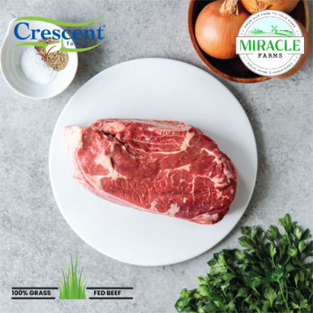 Grass Fed Beef Chuck Roast